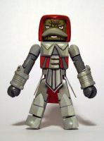 Ord of the Breakworld Custom Minimate by luke314pi