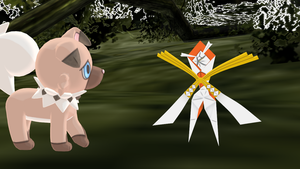 {MMD} Forest meeting
