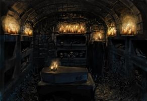 crypt by sonofamortician