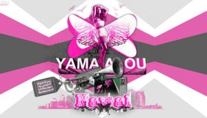 Yama Alou by: me AND creative by Raiveno
