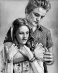 Safe - Edward and Bella by Cam-e