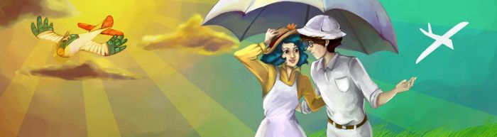The Wind Rises by Hunter-x
