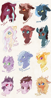 Adopt Crackships | Paypal Set Price | 1/12 OPEN by CastASpellLiana