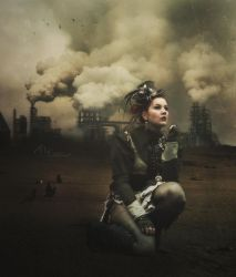 Wasteland by Adipose620