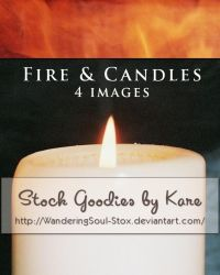 Fire and Candles Pack by WanderingSoul-Stox