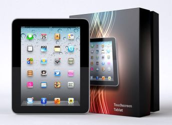 eletronic tablet by Th4d