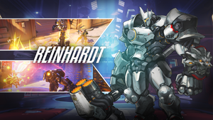 Reinhardt-Wallpaper-2560x1440 by PT-Desu