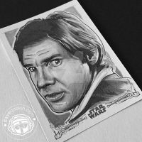 A New Hope: Han by BikerScout