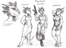 Body types by A-Teivos