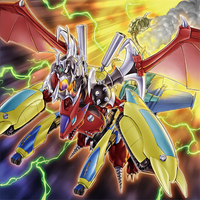 Armed Dragon Catapult Cannon by Yugi-Master