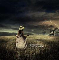 Run away by pincel3d