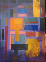 Large Abstract by thelegendoftiffany