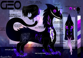 GE0 ~ OC Reference Sheet by 666SAT4N666