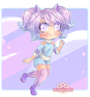 [+Video] Crystal chibi by Myshumeaw