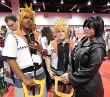 Double Roxas and Xion by R-Legend