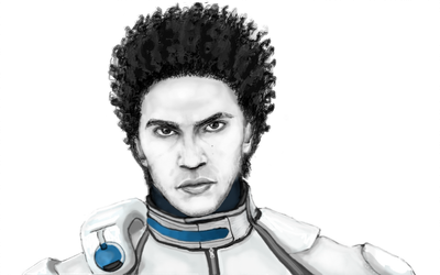 Liam Kosta  MASS EFFECT: ANDROMEDA by GrimmRUS