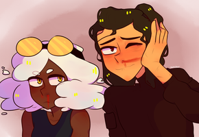 Nosebleeds by Papa-Oliver