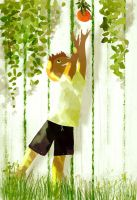Where there is a will, there is a way! by PascalCampion