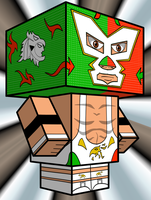 Dr. Wagner Jr. Cubee by Pankismo