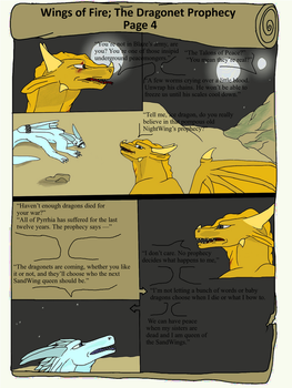 Wings of Fire The Dragonet Prophecy Page 4 by Splash-Q