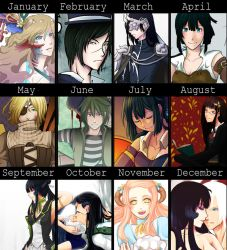 2011 Improvement Meme by DragonfaeryYume