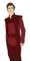 Casual Prydonian Wear by Girl-on-the-Moon