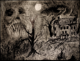 All Hallow's Eve by JOHNNYFB