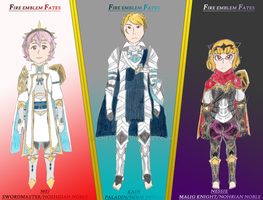 Fates Mains in Hybrid Armor by ignessie