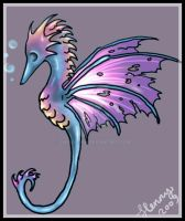The Butterfly Seahorse by Chi-dragon