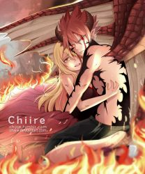 END x Lucy by chiire