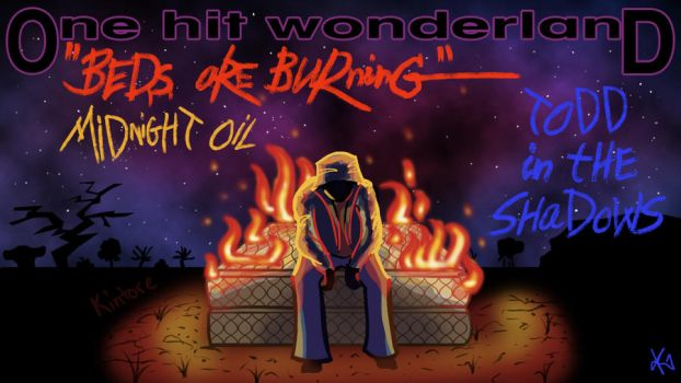 OHW: Beds Are Burning by TheButterfly