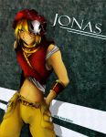 hero: Jonas - wewy contest by kami-bakura