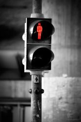Traffic Light by DREAMCA7CHER