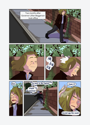 Mountain Divide - Unwanted Attention - Pg 25 by curiousdoodler