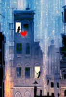 Will you be my Valentine? by PascalCampion