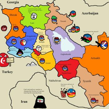 Armeniaball Provinces by Surenity
