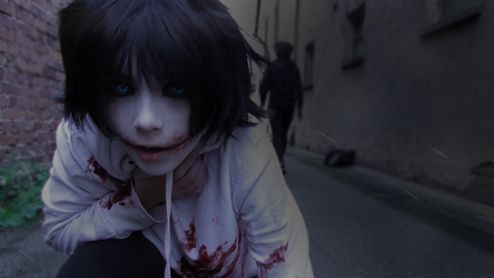 Eyeless Jack and Jeff the killer /// CREEPYPASTA by betweenmyface