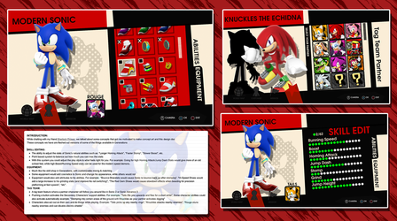 Sonic Gameplay Concepts by Nibroc-Rock