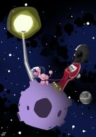 Concept 8 Poodle Astronaut by TerminAitor