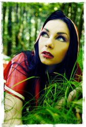 RED RIDING HOOD 2 by Drastique-Plastique