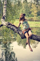 On the tree 2 by myph