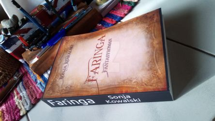 Faringa - my novel gets published! by Scatharis