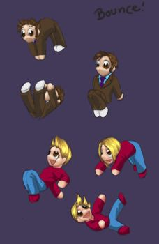 Whooligans: Chibi Bounce by JesIdres