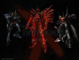 Xenogears by Peapers