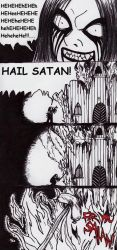 For You Satan 5 by satanen