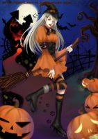 Halloween Melody by N-Maulina