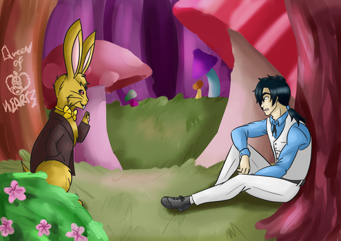 CONTINGENCE: Down the rabbit hole by The-Dark-Fallen