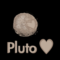 Pluto (3 by nasasie