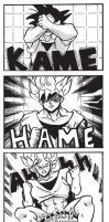 Kame Hame Ahh, Relief by sincomix