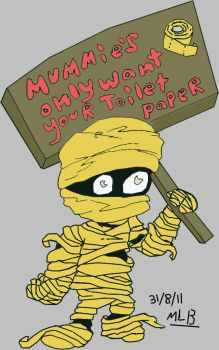 Mummie's only want ur ..... by biteme14